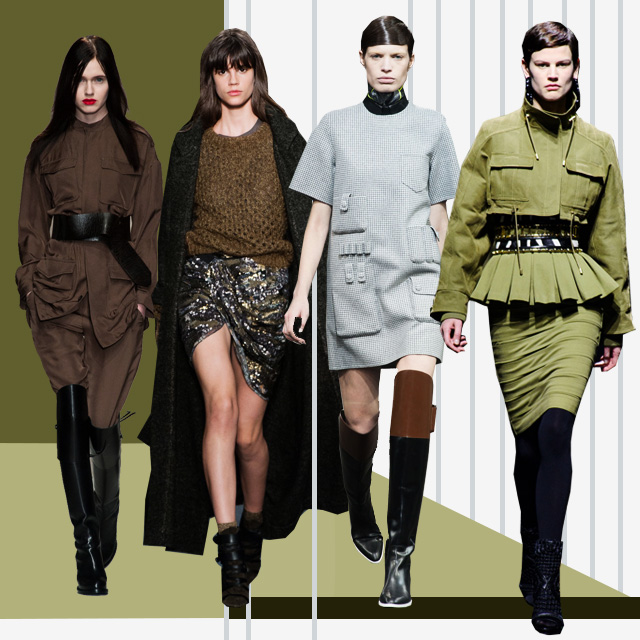 30 key trends for Autumn-Winter 2014 (photo 7)