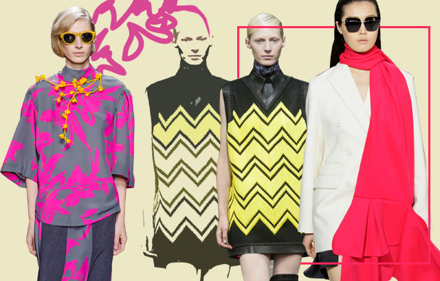 30 key trends for Autumn-Winter 2014 (photo 6)