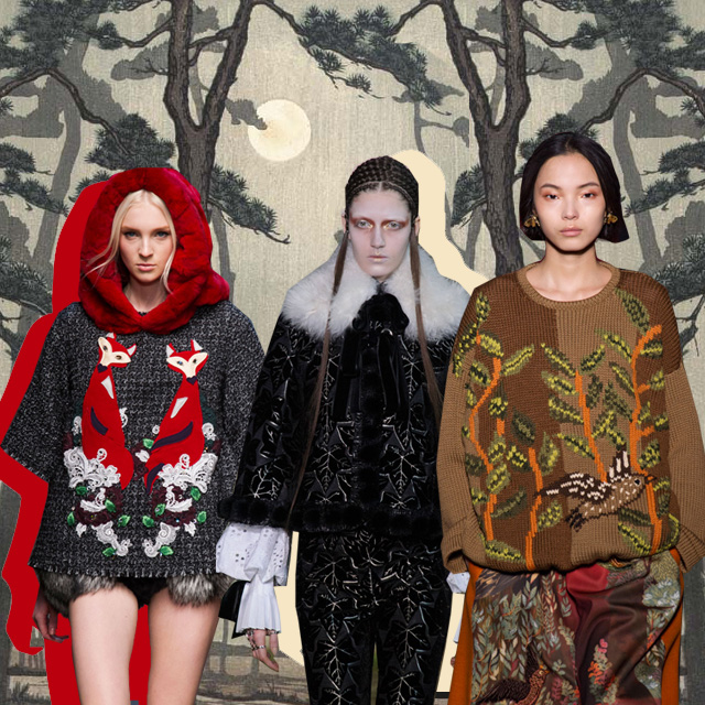 30 key trends for Autumn-Winter 2014 (31 photos)