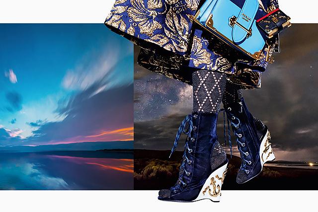 27 моделей снялись в осенней кампании Prada (фото 6)