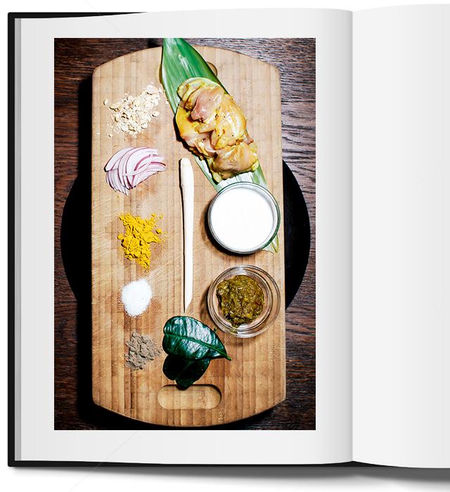 Блюдо недели: куриное филе с лимонником и кокосом от шеф-повара Маму (фото 1)