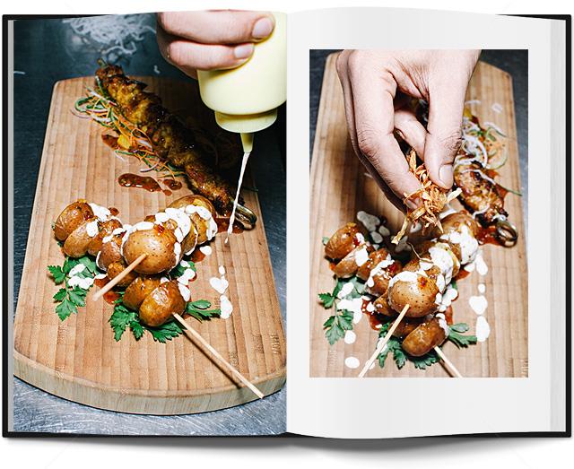 Блюдо недели: куриное филе с лимонником и кокосом от шеф-повара Маму (фото 10)