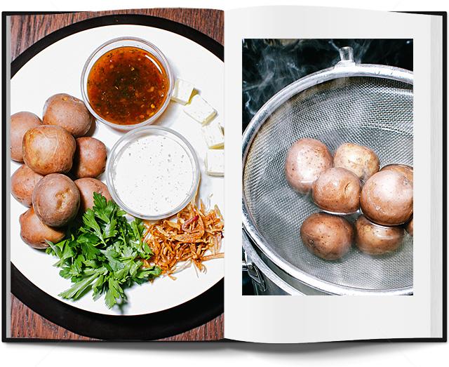 Блюдо недели: куриное филе с лимонником и кокосом от шеф-повара Маму (фото 4)