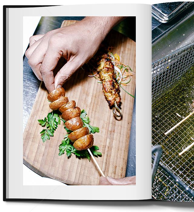 Блюдо недели: куриное филе с лимонником и кокосом от шеф-повара Маму (фото 9)