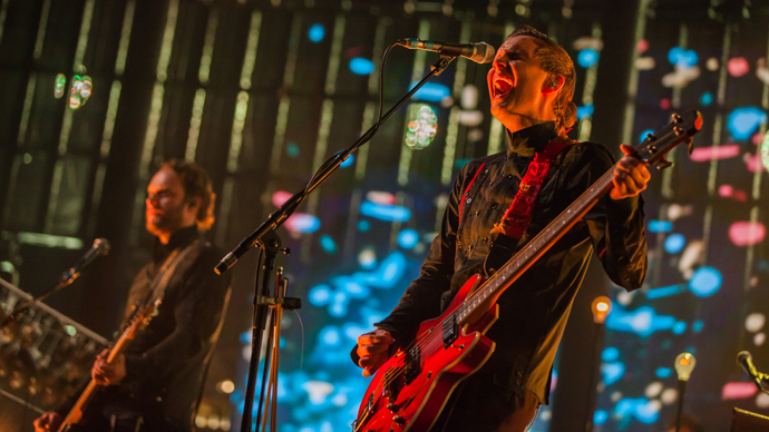 Sigur Rós фестивале iTunes festival in London (2013)