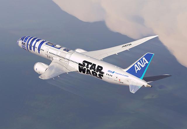 """Самолет в стиле """"Звездных войн"""" (фото 2)"""
