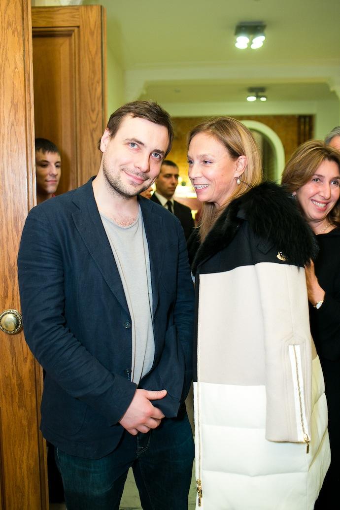евгений цыганов с женой фото