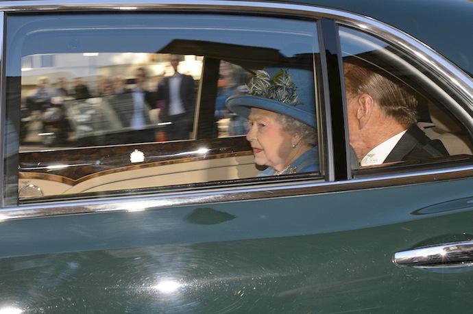 Крестины принца Георга в Лондоне (фото 5)