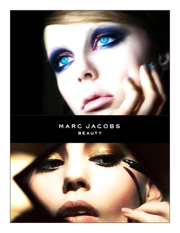 Полная версия кампании Marc Jacobs Beauty
