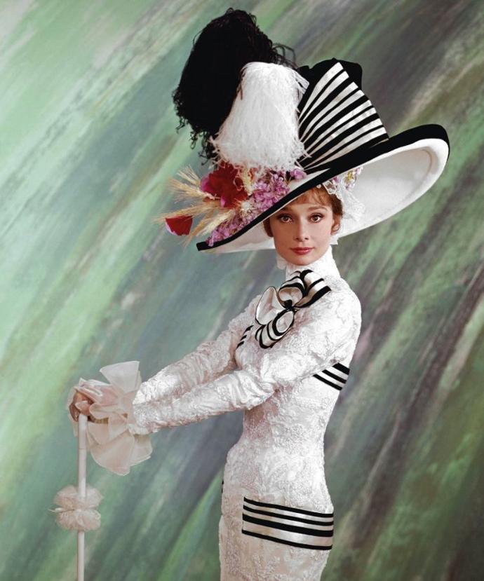 Новая книга о стиле Одри Хепберн (фото 5)