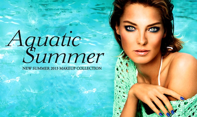 Lancôme Aquatic Summer Collection