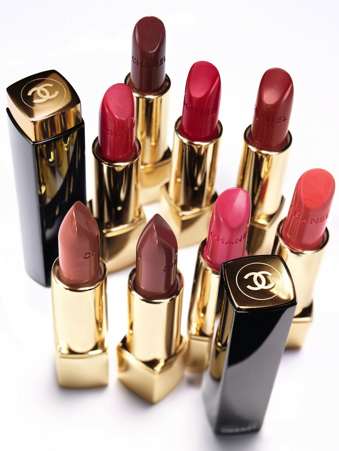 Chanel Rouge Allure Moire