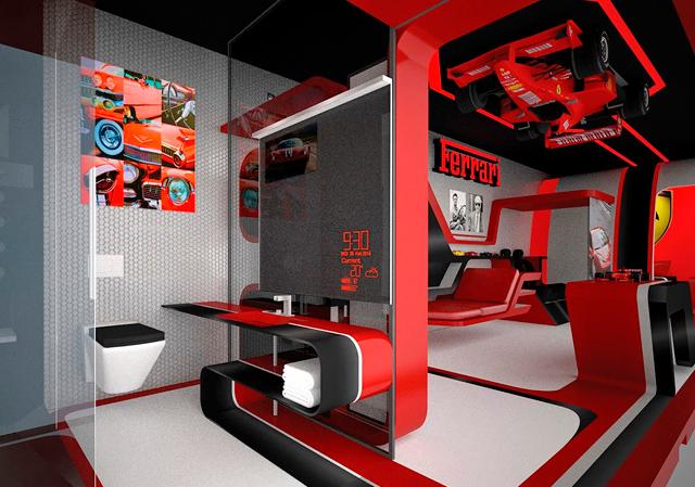 Отель из грузовых контейнеров Hive-Inn от OVA studio (фото 3)