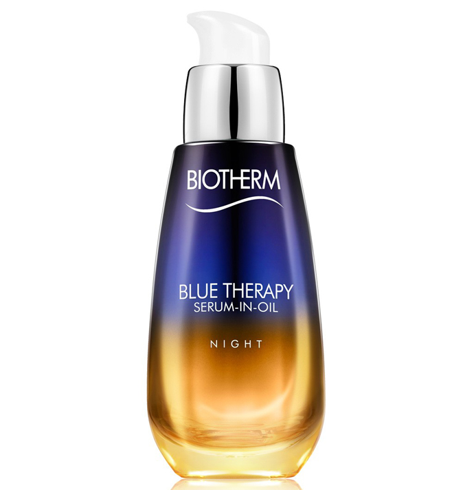 Blue Therapy Serum-In-Oil Nigh