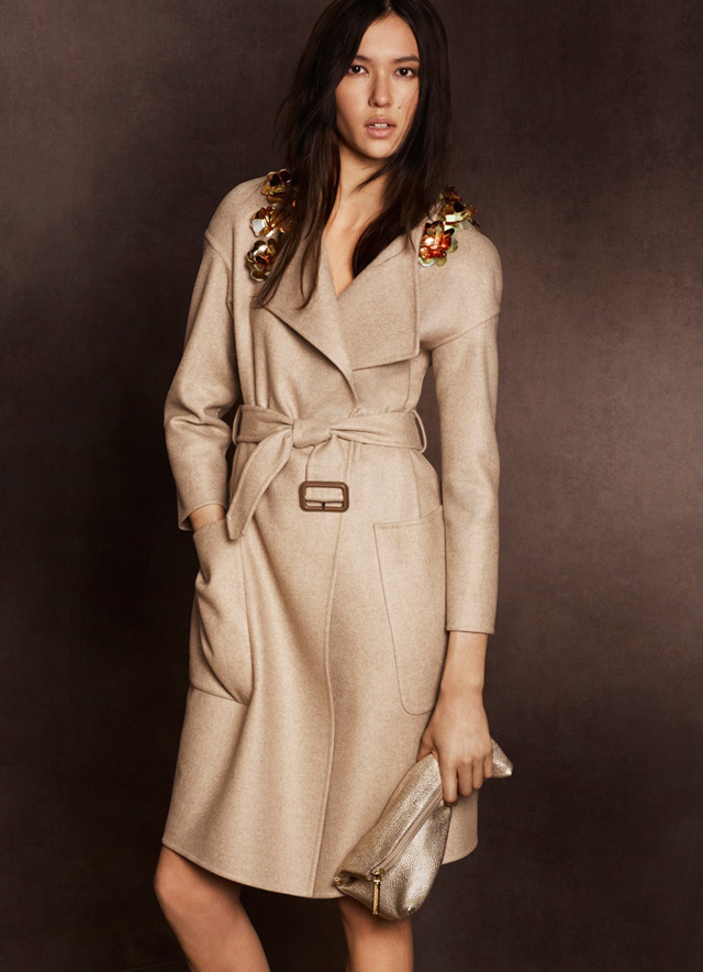 Burberry Exclusive Kerry Centre Collection