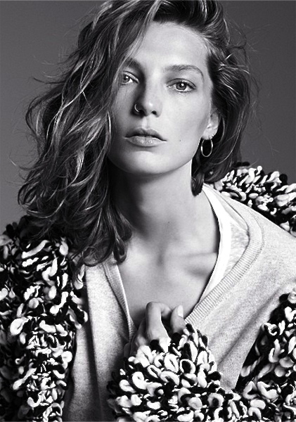 Дарья Вербова для Isabel Marant for H&M