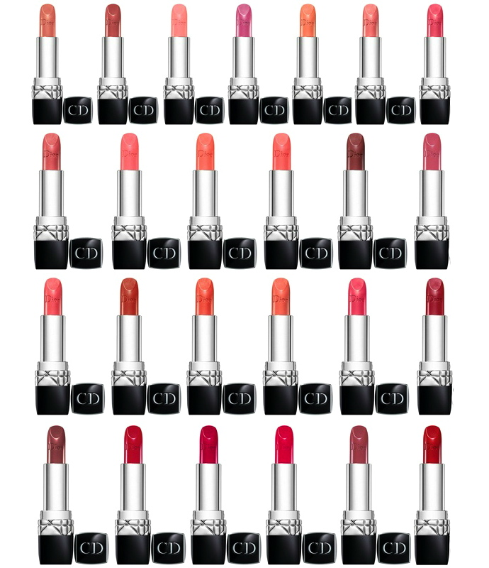 Помады Rouge Dior Collection-1