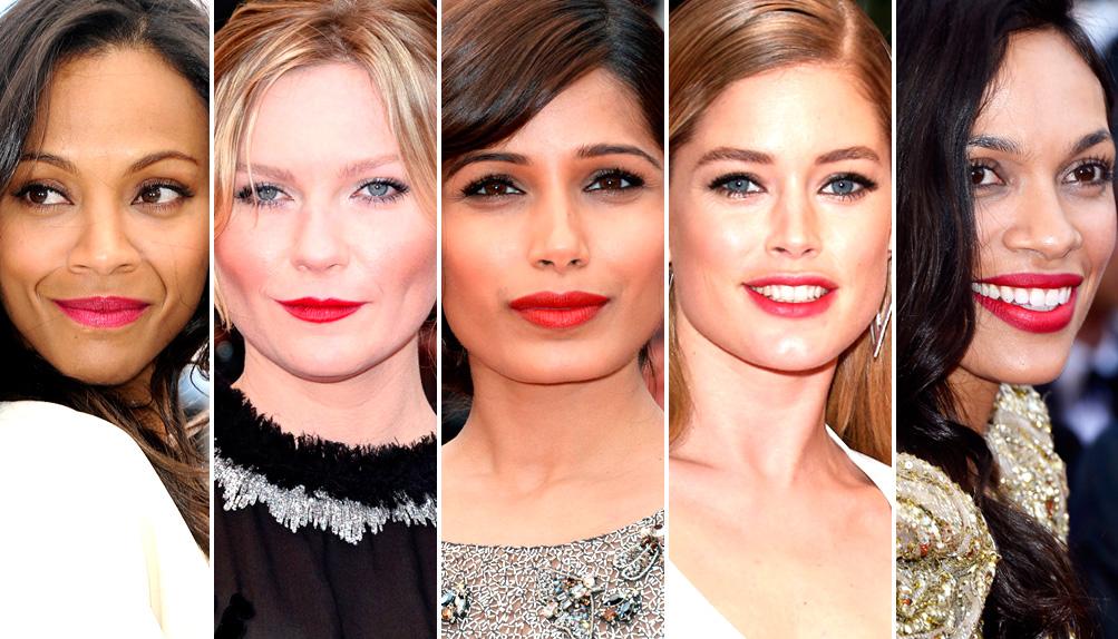 Eroine del Festival di Cannes