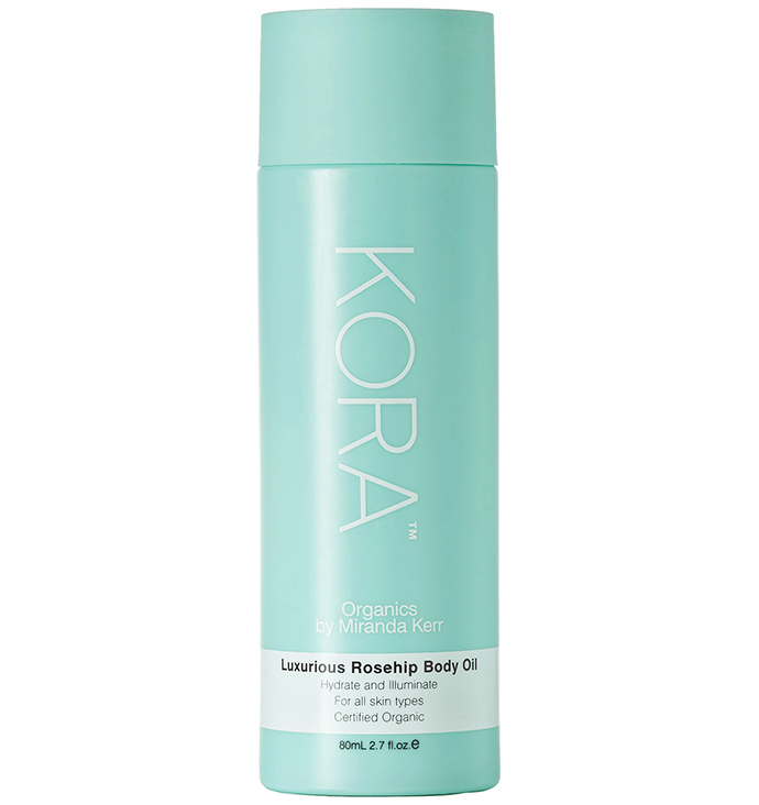 Kora Organics Luxurious Rosehip Body Oil