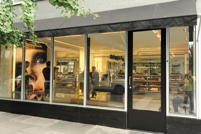 Marc Jacobs beauty store3
