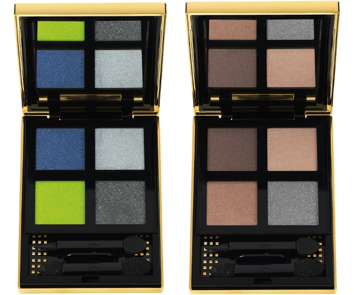 YSL City Drive Palette Limited Edition оттенков Arty And Classy