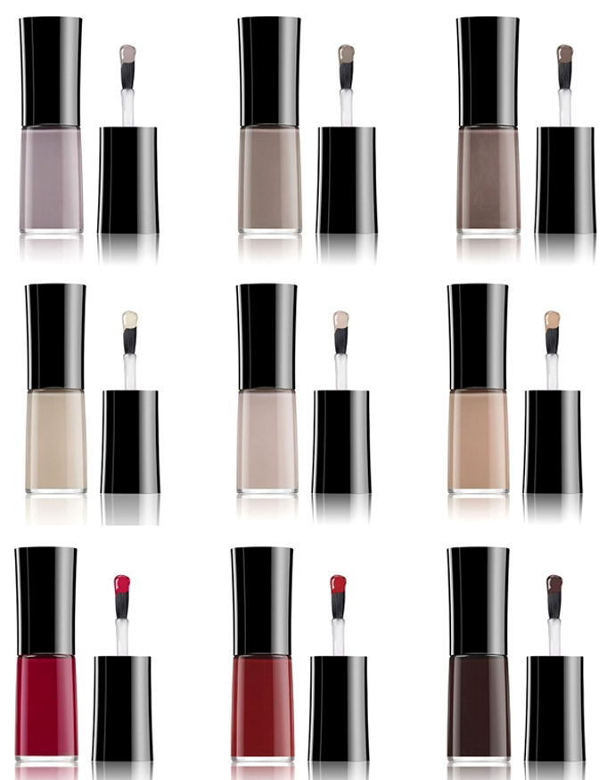 Giorgio Armani Fall 2013 Nail Lacquer Collection