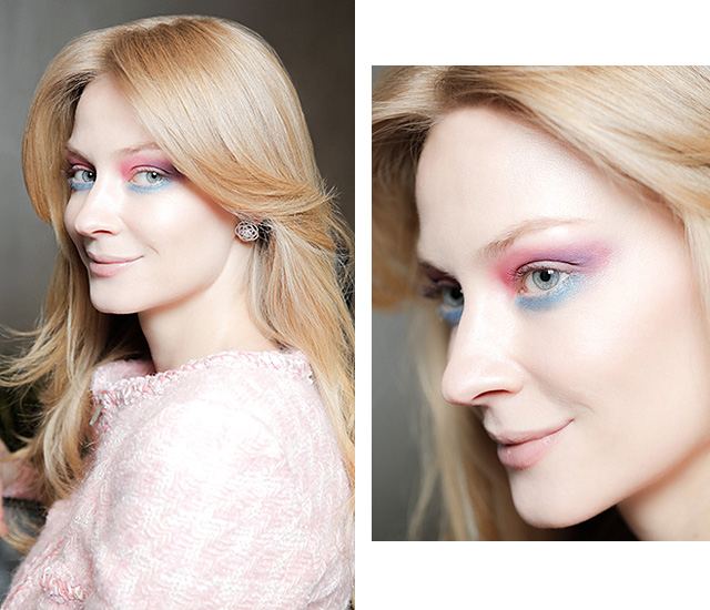 Точная копия: Светлана Ходченкова в образе с показа Chanel (фото 9)