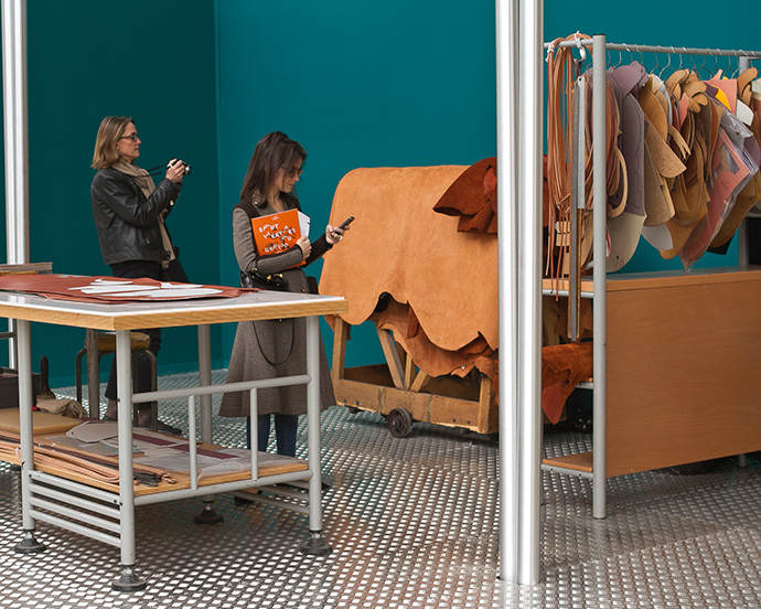Скачки Saut Hermès в Париже (фото 3)