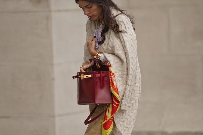 Скачки Saut Hermès в Париже (фото 21)