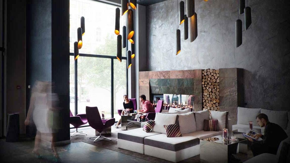 Дизайн отели