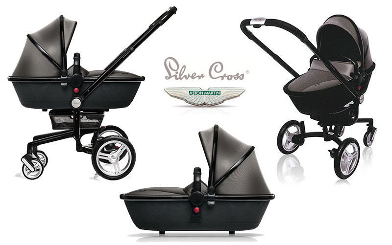 Объект желания: детская коляска Aston Martin x Silver Cross (фото 4