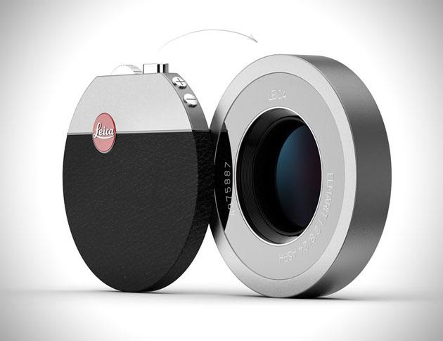 Концепт новой Leica X3 (фото 1)