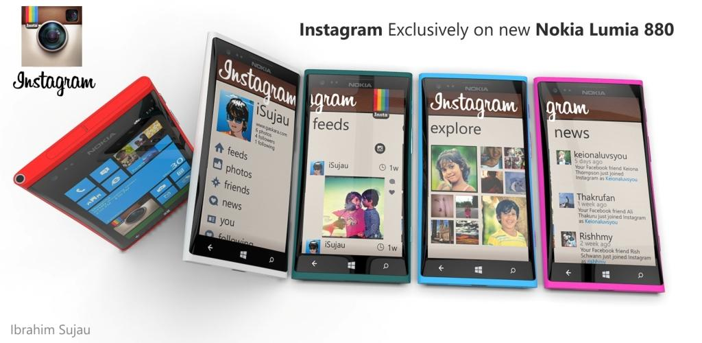 Instagram появился на Windows  Phone (фото 2)