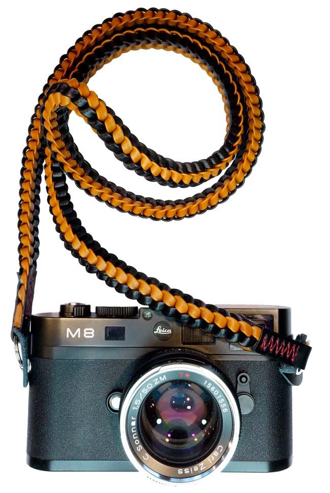 Ремешок для фотоаппарата на шею своими руками 8