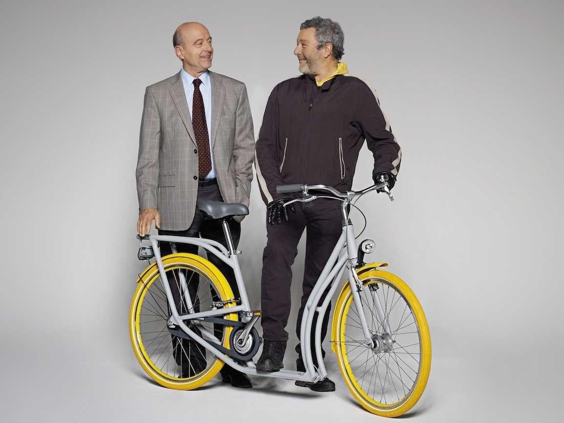 Велосипед Pibal от Филиппа Старка и Peugeot (фото 2)