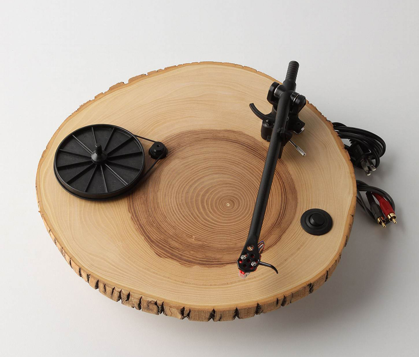 audiowood barky turntable by joel scilley 2
