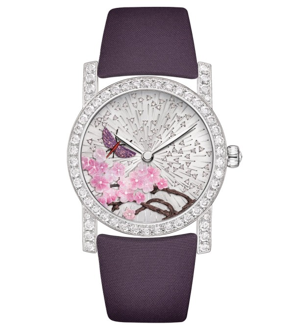 Chaumet Montres Précieuses watches1