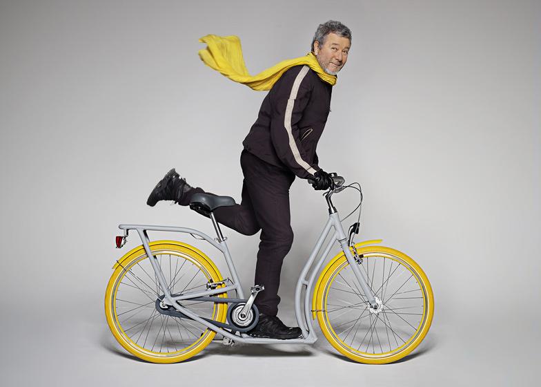 Велосипед Pibal от Филиппа Старка и Peugeot (фото 1)