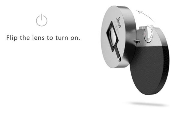Концепт новой Leica X3 (фото 9)
