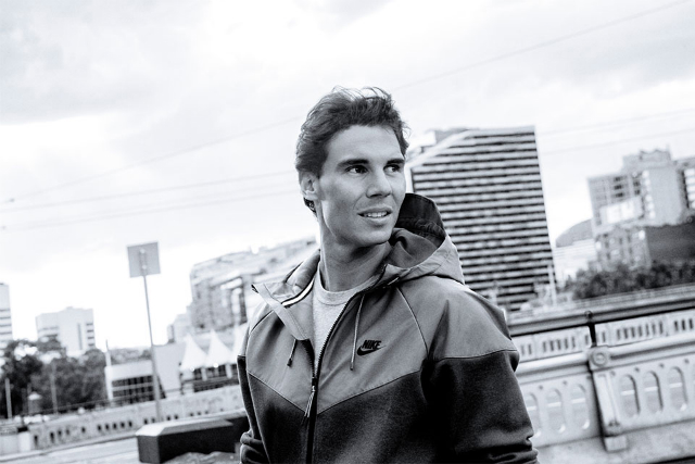 Nadal, Kloss, Azarenka and other new advertising Nike (photo 3)