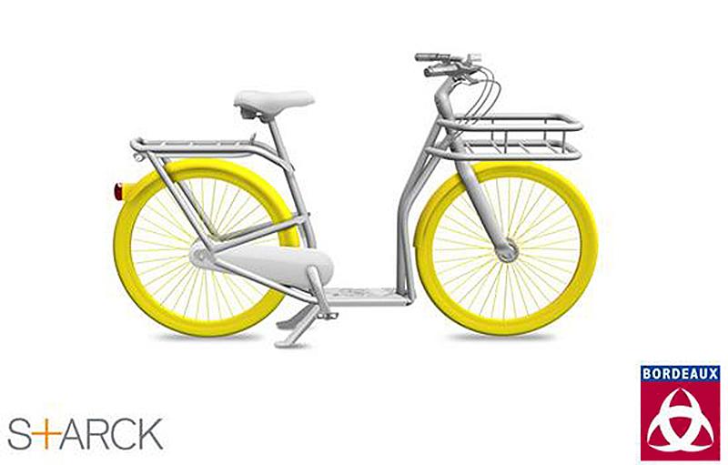 Велосипед Pibal от Филиппа Старка и Peugeot (фото 3)
