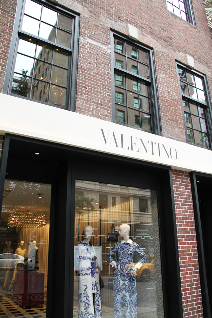 Valentino Madison Ave