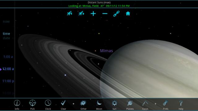 Просто космос: 9 приложений для астрономических наблюдений (фото 5)