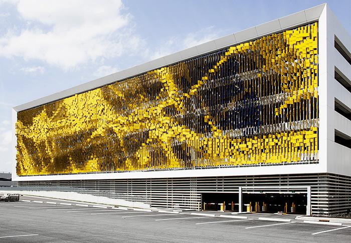 Да будет свет: архитектурные эксперименты с иллюминацией зданий (фото 2)