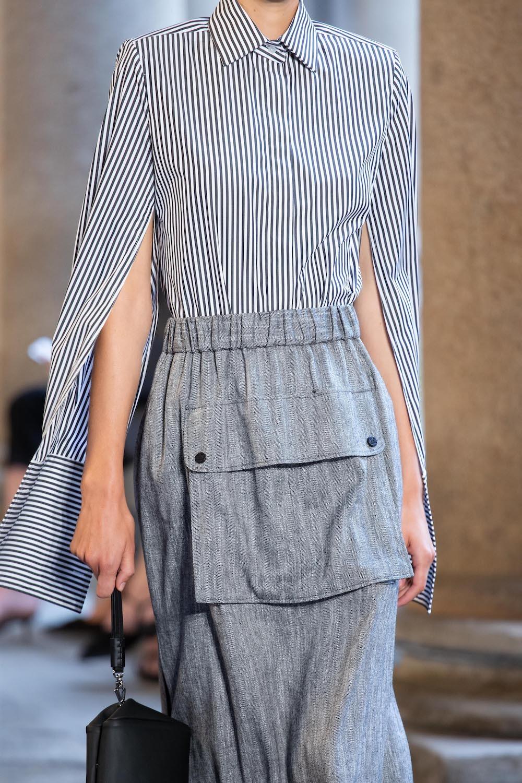 Тактильность, доброта и поддержка — вот главные тенденции Недель моды сезона весна-лето 2021 (фото 27)
