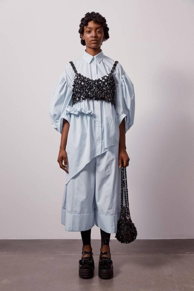 Тактильность, доброта и поддержка — вот главные тенденции Недель моды сезона весна-лето 2021 (фото 21)