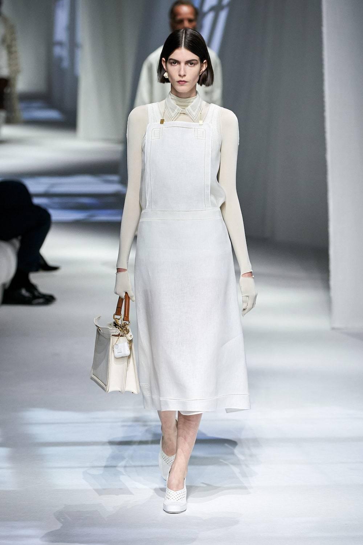 Тактильность, доброта и поддержка — вот главные тенденции Недель моды сезона весна-лето 2021 (фото 26)