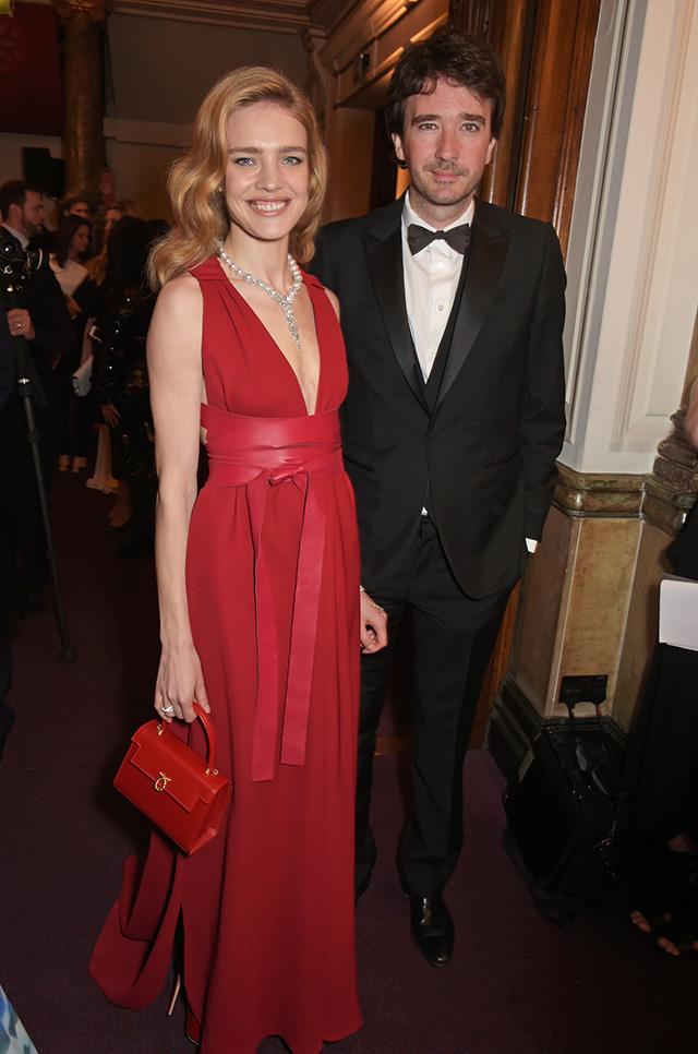 Благотворительный вечер Натальи Водяновой и Дианы Вишневой (фото 1)