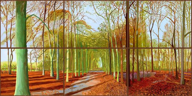 В музее Tate Britain откроется масштабная выставка Дэвида Хокни (фото 2)