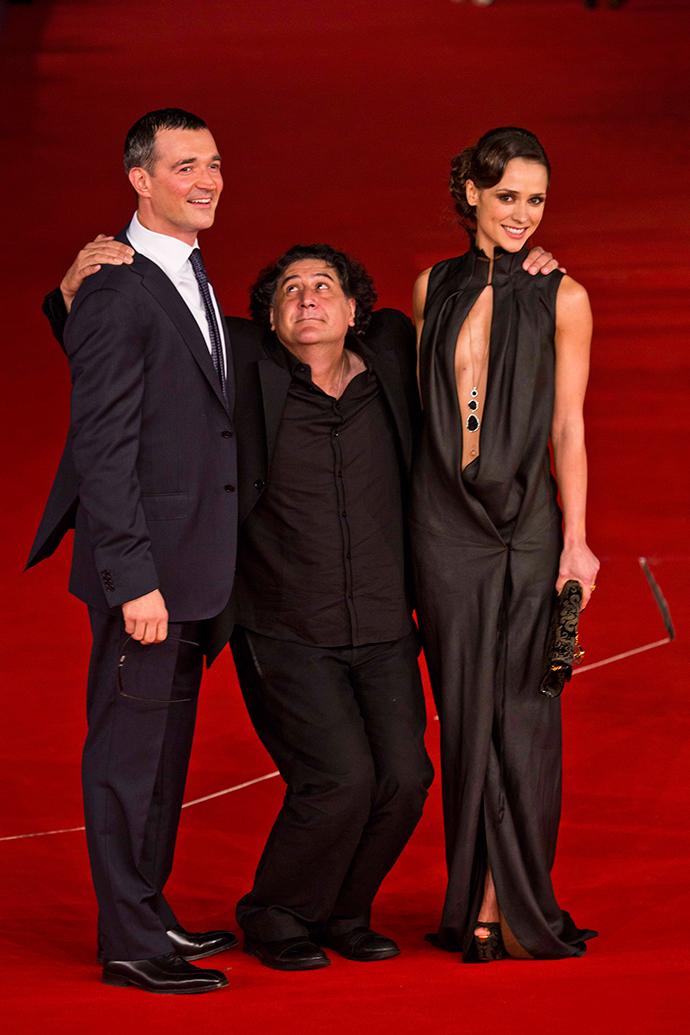 Россияне на Римском кинофестивале (фото 3)